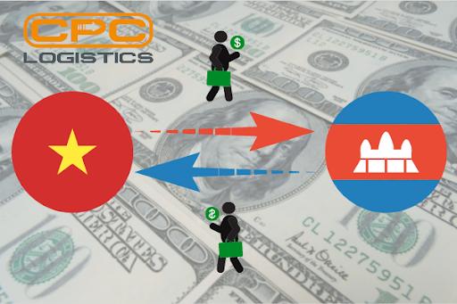 Đơn vị nhận chuyển tiền từ Việt Nam sang Campuchia